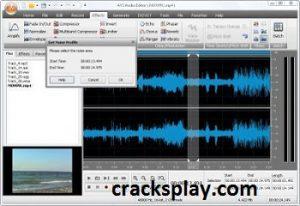 AVS Audio Editor 10.0.5.554 Crack Full Version Free Download 2021