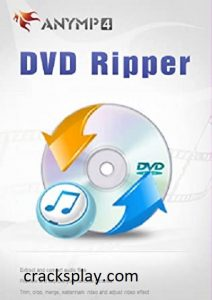 AnyMP4 DVD Ripper 8.0.30 Crack Free Download [Latest]