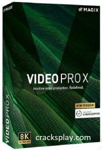 MAGIX Video Pro X12 v18.0.1.77 Crack Free Download [Latest]