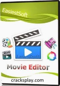 EasiestSoft Movie Editor 5.1.1 Crack Free Download Full Version