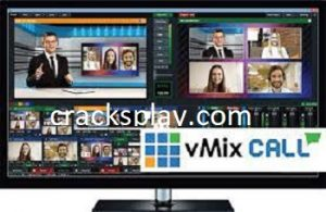 vMix 24.0.0.63 Crack Free Download Latest Version